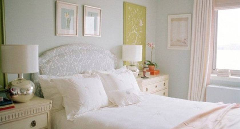 Chic Charming Pastel Bedroom Decorating Ideas