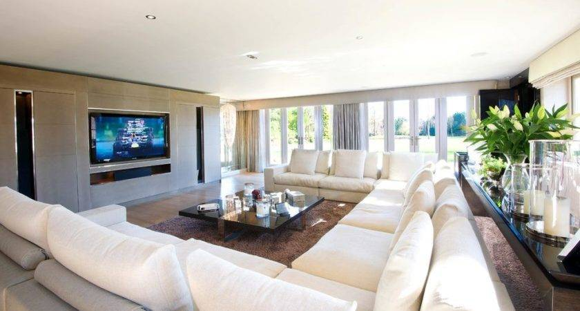 Chicago Low Seating Sofa Basement Contemporary Round