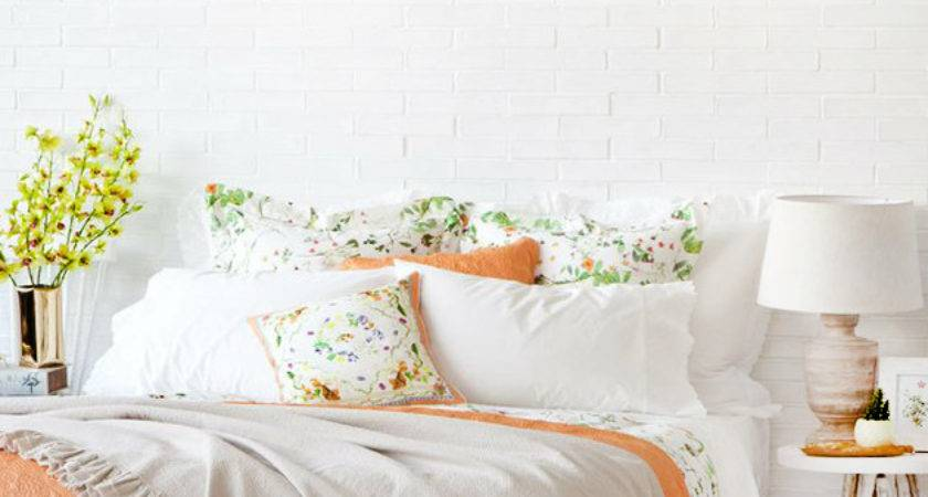Chicdeco Blog Soft Summer Bedrooms Peach White