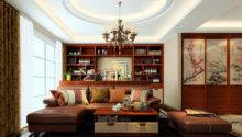 Chinese Interior Decoration Living Room
