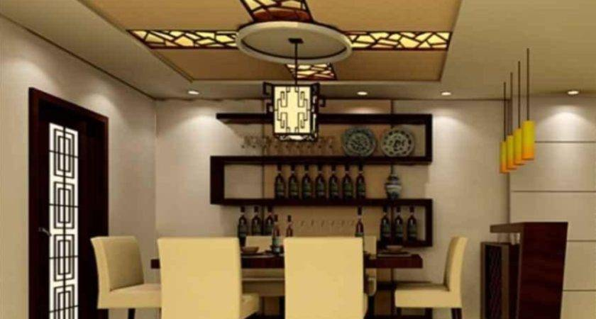 Chinese Style Dining Room Interior Design House