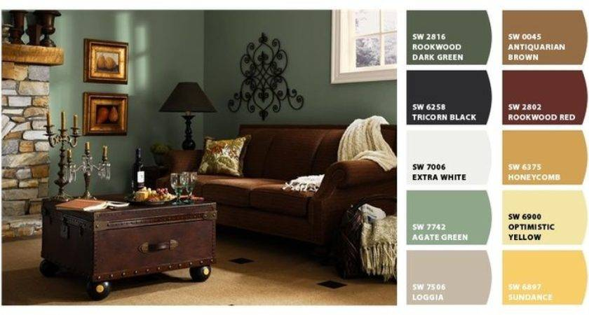 Chipit Palette Sherwin Williams Rustic Refined