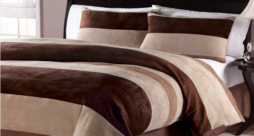 Chocolate Bedding Set Ease Style