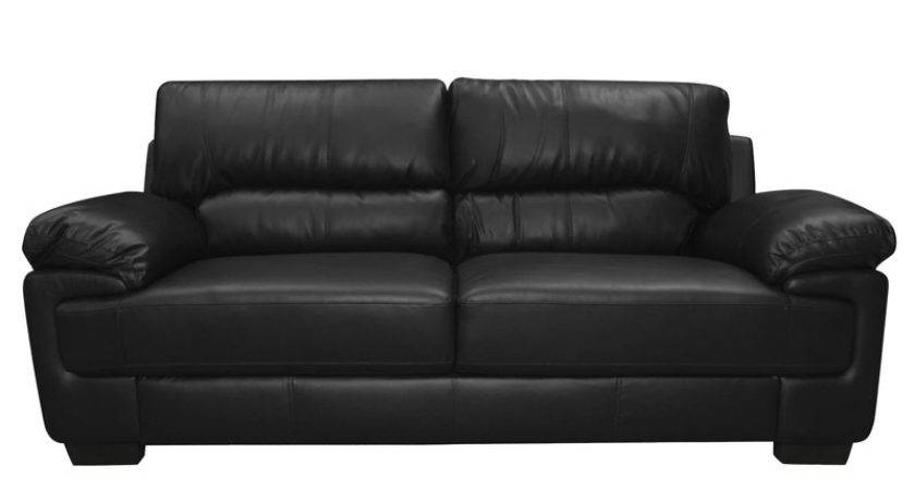 Choosing Black Leather Couch Sofa