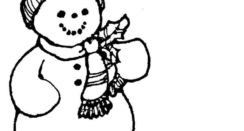 Christmas Clipart Black White