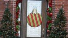 Christmas Doors Part Southern Fried Gal