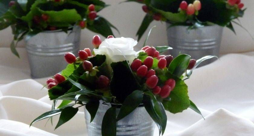 Christmas Table Decorations Flowers All Occasions