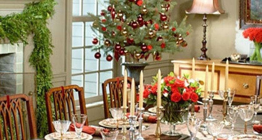 Christmas Table Decors Ideas Inspire Your Pinterest