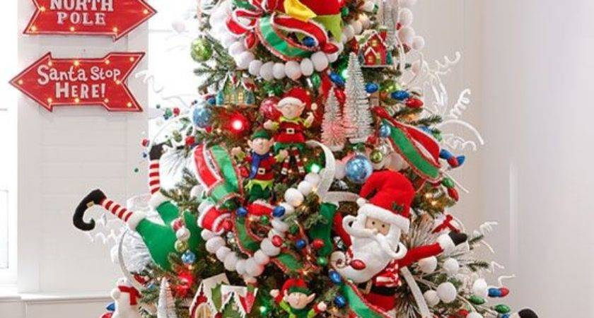 Christmas Tree Trends Organize