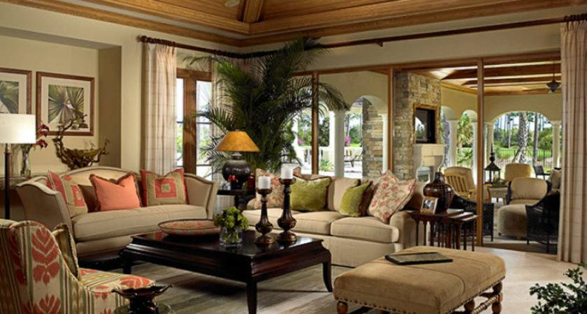 Classic Elegant Home Interior Design Ideas Old Palm