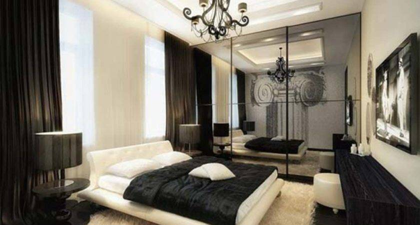 Classy Black White Bedroom Ideas Designs