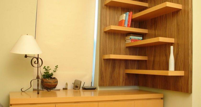Clever Ways Which Corner Bookshelf Can Fill