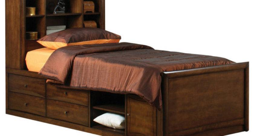 Coaster Hillary Scottsdale Youth Chest Bed Chocolate