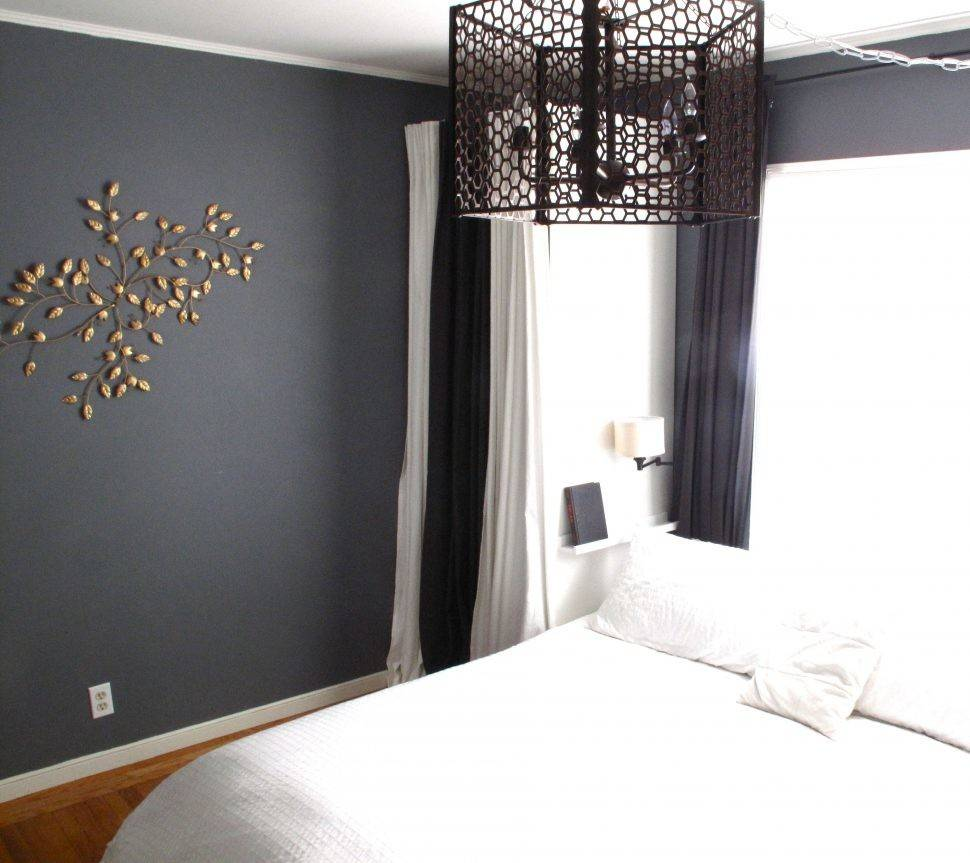 23 Best Grey Bedroom Ideas And Designs For 2020: Coffee Tables Color Curtains Gray Walls