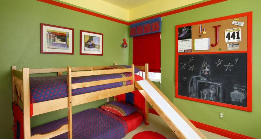 Color Combination Kids Room Bedroom Green