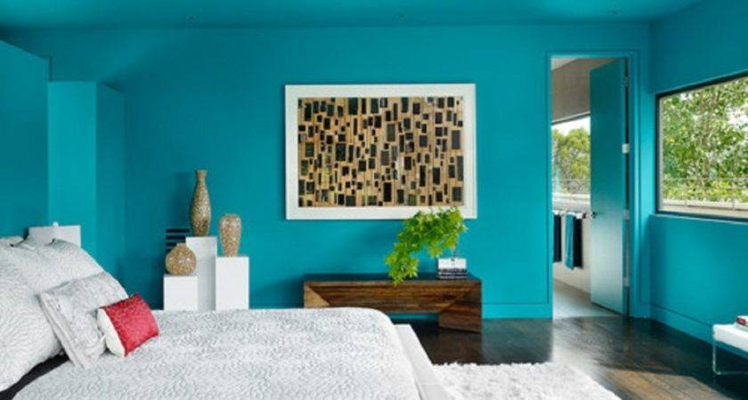 Colorful Bedroom Paint Color Ideas Amp