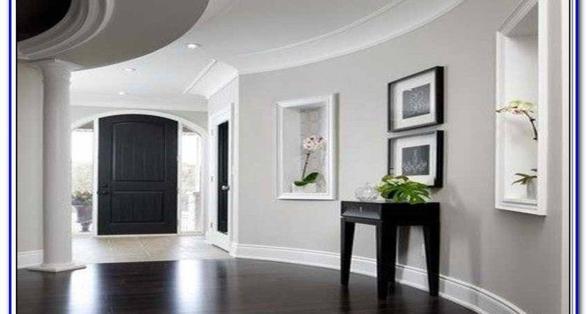 Colors Well Grey Walls Painting Home