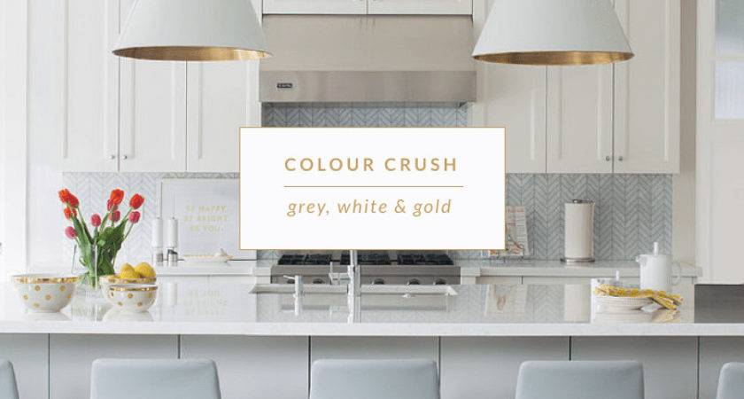 Colour Crush Grey White Gold House Hawkes