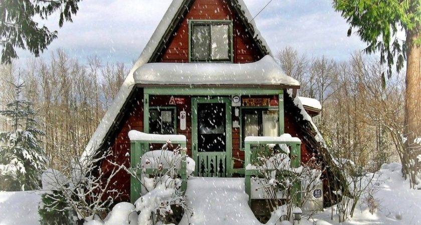 Comfy Cabin Tiny House Swoon