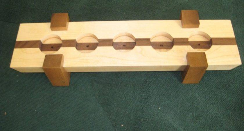 Complete Woodwork Project Candle Holder Ebook