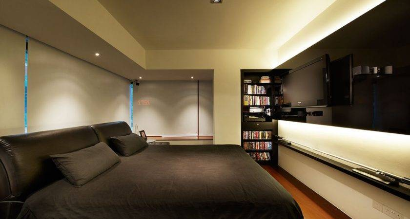 Condo Interior Design Bedroom Modern Designs