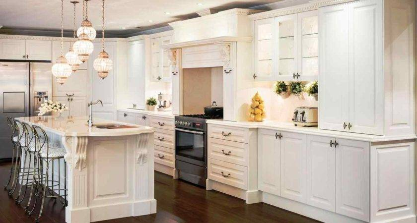 Contemporary Country Kitchen Designs Deductour