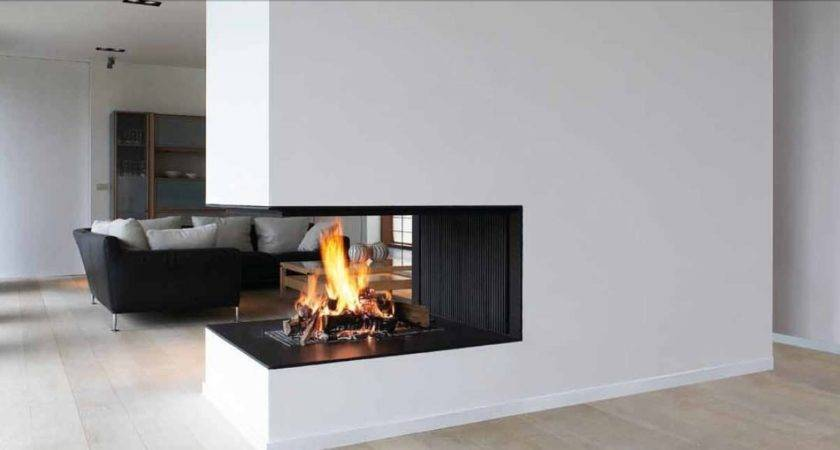 Contemporary Heat Fireplace Design Trends Art Fire