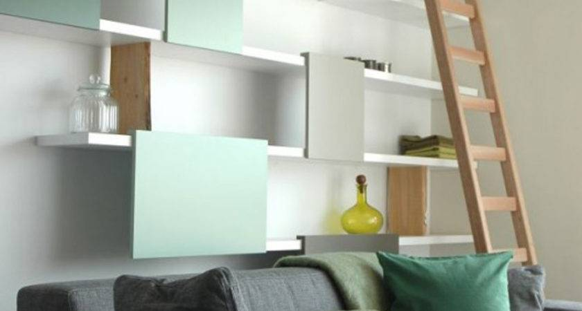 Contemporary High Loft Wall Shelf Designs Ontwerpduo