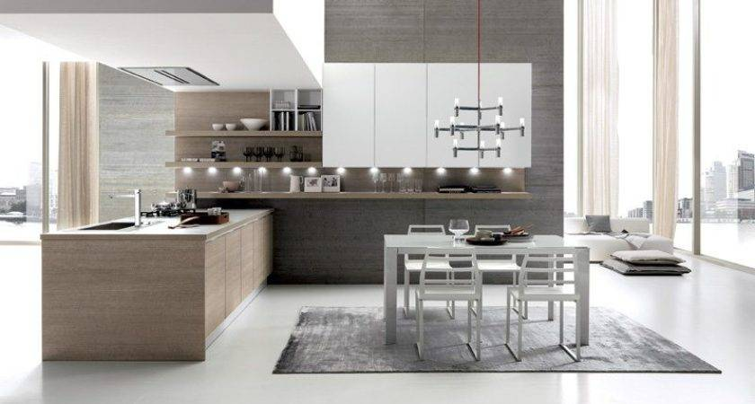 Contemporary Kitchen Builder Supply Outlet