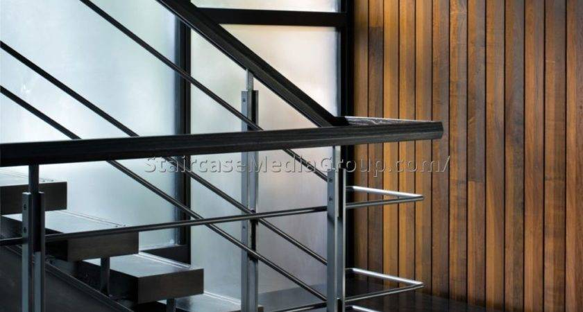 Contemporary Staircase Railing Designs Best