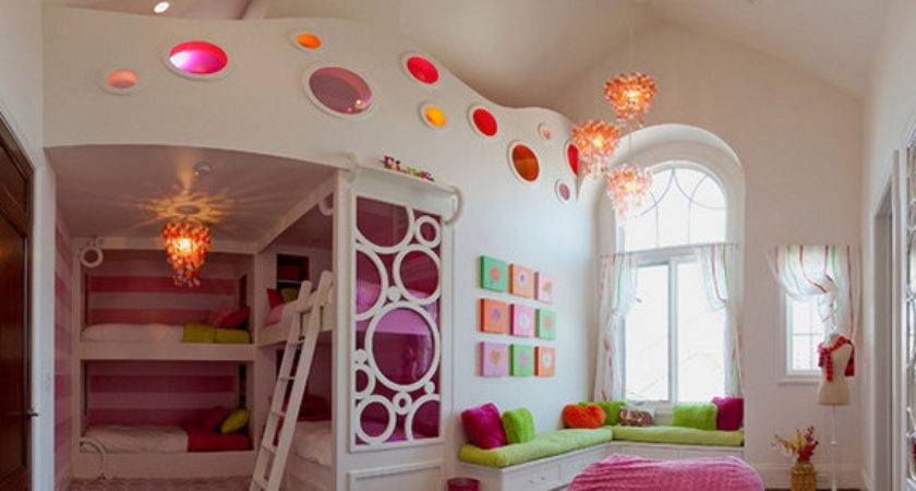 Cool Bunk Beds Ideas Kids Love Snappy Pixels