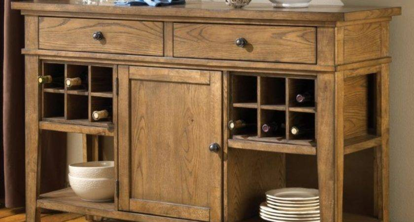 Cool Design Dining Room Hutch Ideas Features Dark Brown