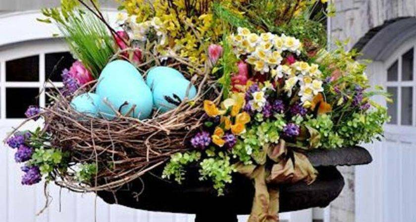 Cool Diy Outdoor Easter Decorating Ideas Amazing