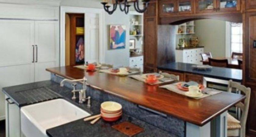 Cool Kitchen Islands Small Spaces Home Design Journey