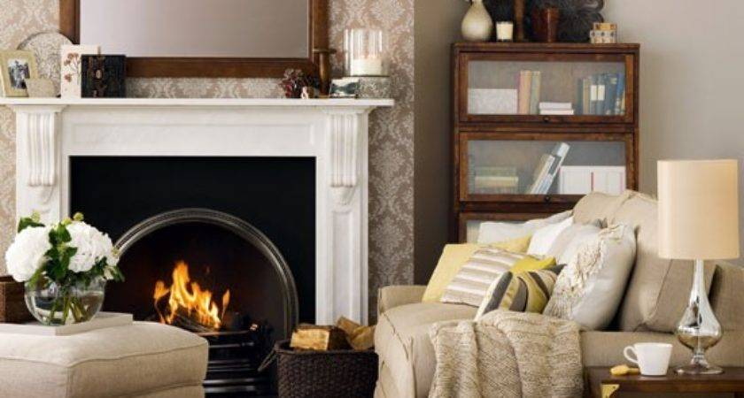 Cosy Stylish Living Room Decorating Ideas