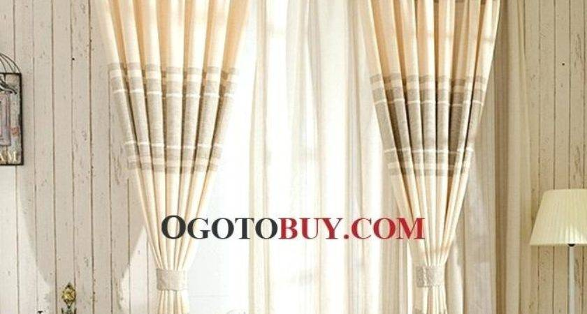 Cottage Style Curtains Curtain Ideas
