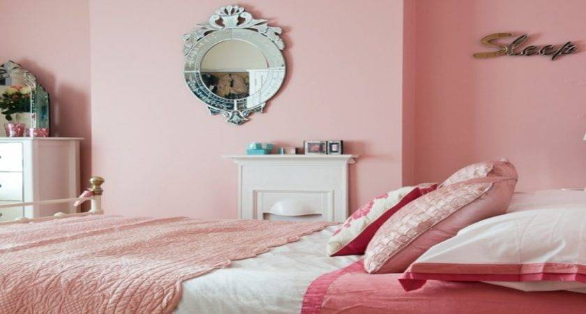 Country Bedroom Design Pretty Paint Colors