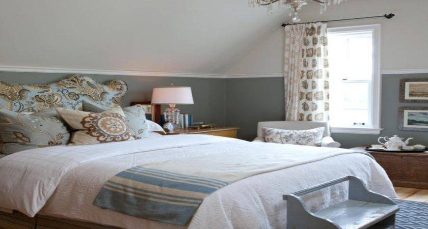 Country Bedroom Paint Colors American Farmhouse Decor