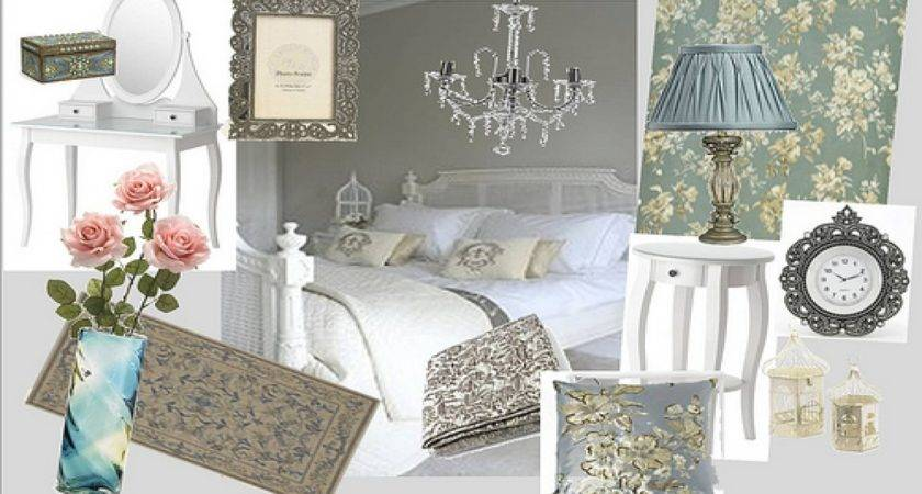 Country Chic Bedroom Decorating Ideas Paris