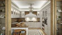 Country Chic Kitchen Interior Design Ideas