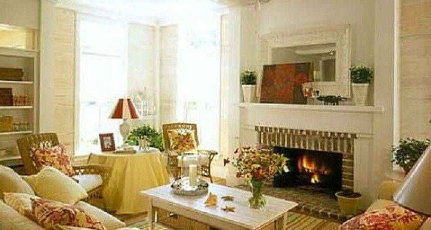 Country Cottage Decor Design Living Room French