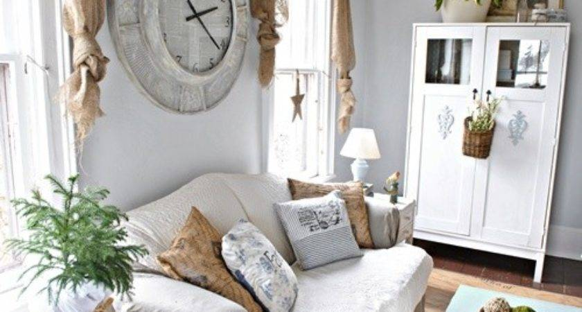 Country Decorating Style Farmhouse Room Live