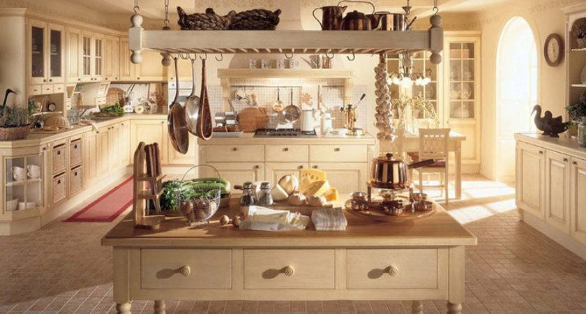 Country Style Kitchen Interior Deniz Homedeniz Home