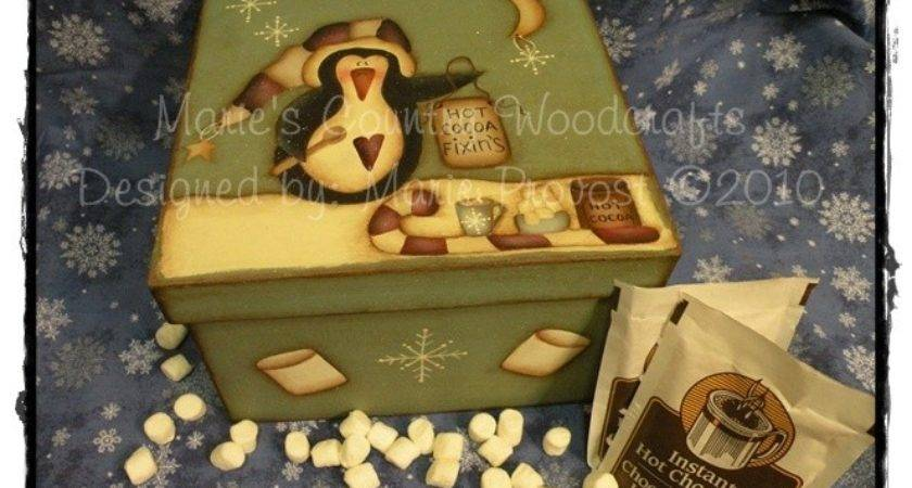 Country Woodcraft Patterns
