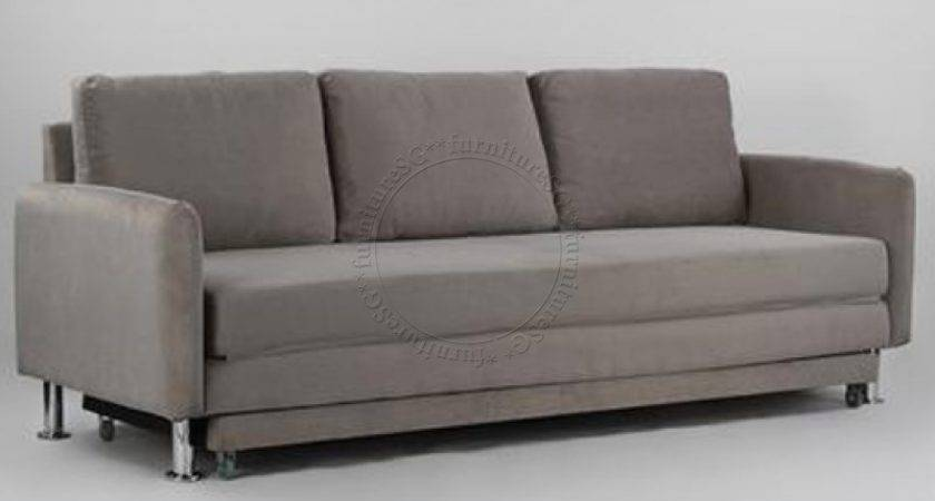 Cozy Seater Pull Out Sofa Bed