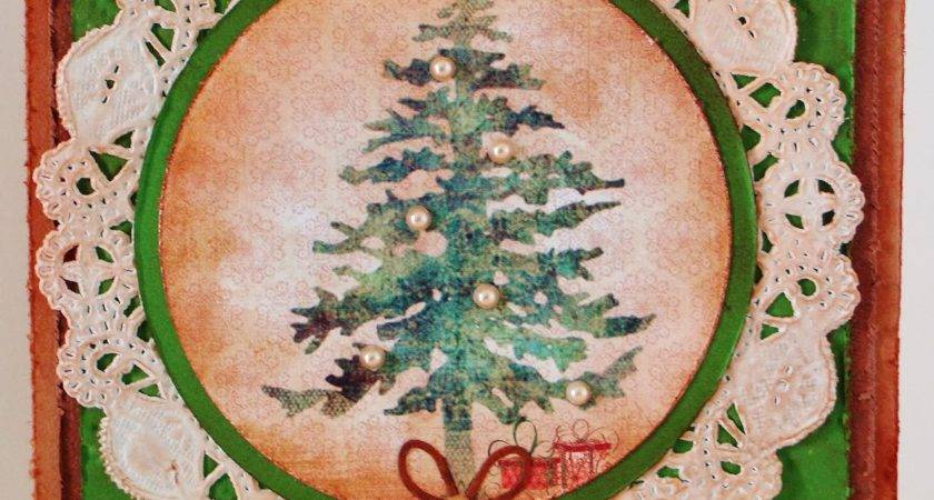 Craft Central Vintage Christmas Cards