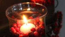 Cranberries Candles Candle Lite Pinterest