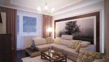 Cream Brown Blue Green Lounge Interior Design Ideas