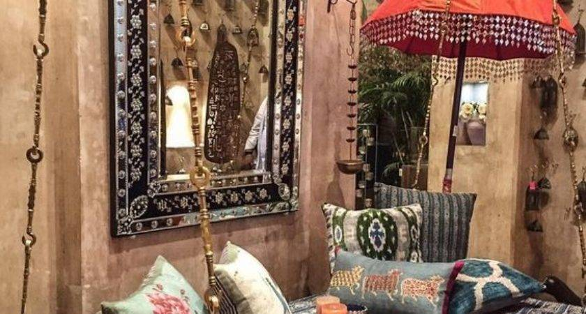 Create Indian Inspired Living Room