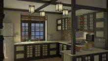 Create Your Own Japanese Kitchen Design